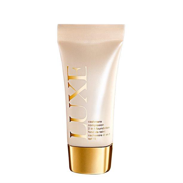 Купить Тональный крем для лица Кашемир. Люкс SPF 15 - Телесный/Nude Bodice, Avon
