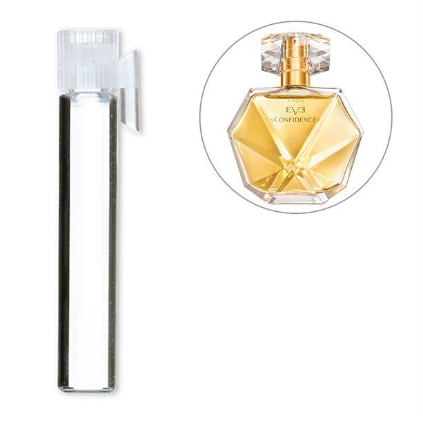 Парфюмерная вода Avon Eve Confidence для нее - пробный образец (0, 6 мл)  - Купить