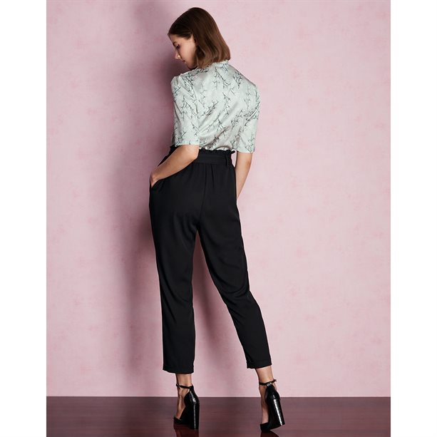брюки в пол женские