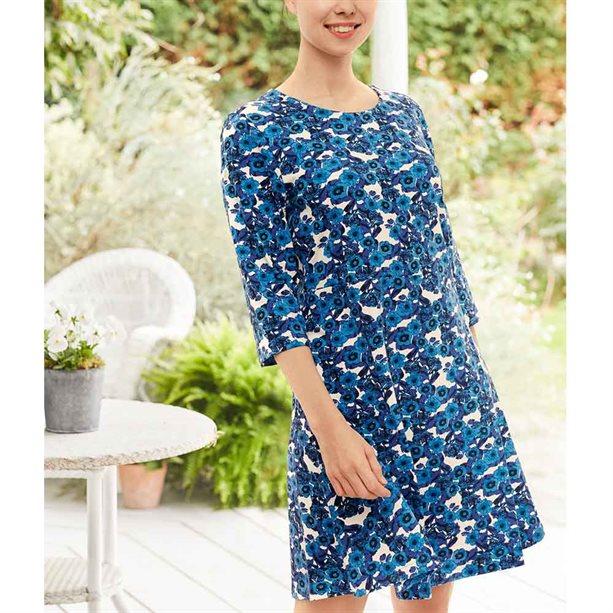 Купить Женское платье - Размер 50-52, анималистичный принт, Avon