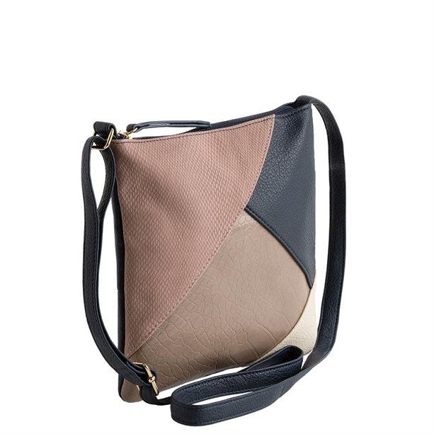 Купить Женская сумка - с пыльно-розовой вставкой, Avon