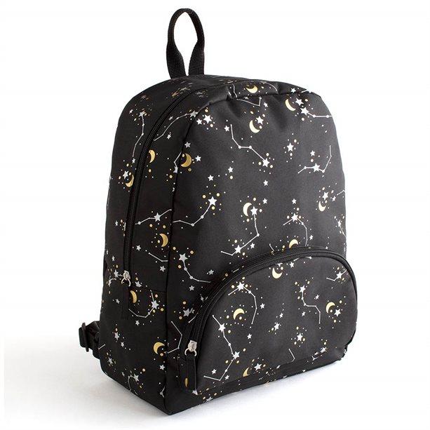 Женский рюкзак - Кирпичный