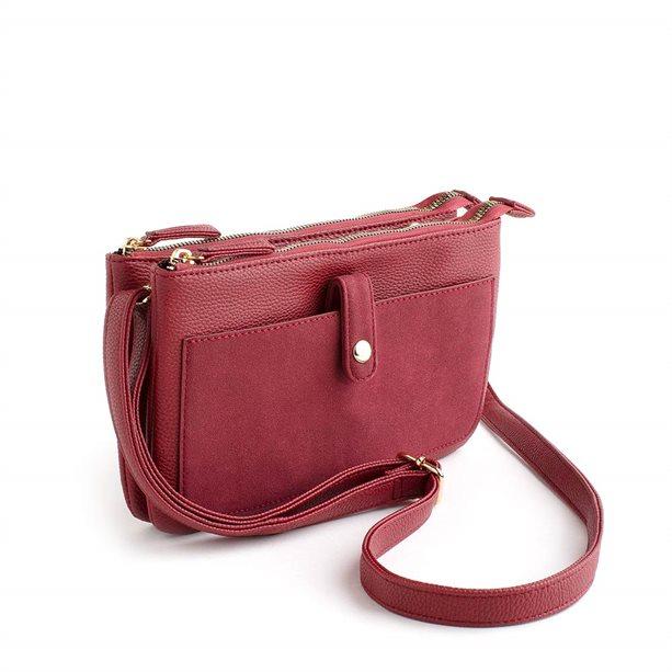 Женская сумка - Темно-серая